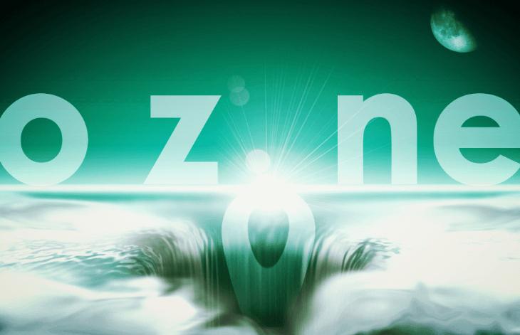 озониране